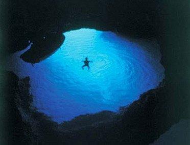 Biševo - Modrá jeskyně