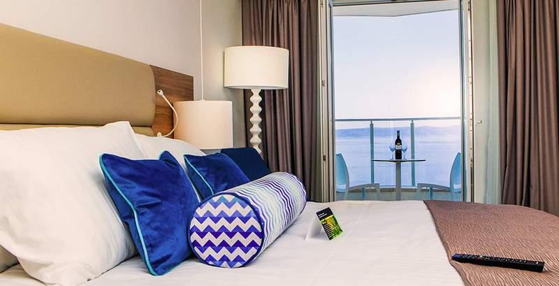 Zivogosce_Standard-Room-Sea-View